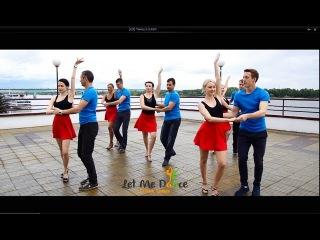 Let Me Dance - Salsa Rueda de Casino (Salsa Rueda Cubana)