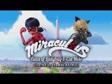 Miraculous: Tales of Ladybug & Cat Noir - Greek Opening (Τραγούδι Έναρξης στα Ελληνικά)
