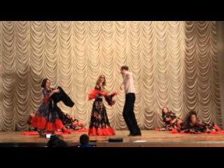Танец Цыганочка с сюрпризом ( с сюжетом)