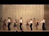 Танец Летка-Енька + Джайв.