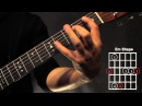 Minor Arpeggio Shapes | CAGED Overview 410