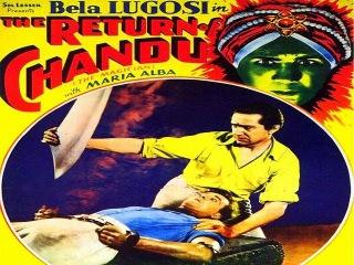 Возвращение Чанду / THE RETURN OF CHANDU - Chp 1-6 (1934) Bela Lugosi - Maria Alba