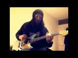 Nirvana - Scentless Apprentice - Cover wNEW 2012 FENDER KURT COBAIN MUSTANG