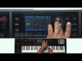 Roland FA-06/08 - SN Synth Editing p6 - Putting it all together