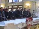 Новогодний флешмоб хора МВД в ГУМе