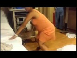 Pregnant Woman Dances 'Tootsie Roll' to Lessen Labor Pains