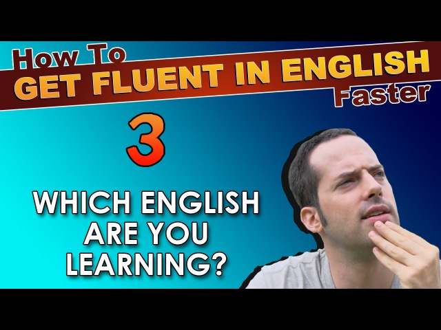 3 Are YOU learning REAL ENGLISH or ENGLISH GRAMMAR How To Speak Fluent English Confidently