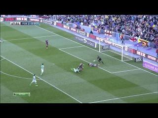 Обзор Матча Барселона - Бетис (3-1) (32 Тур) (05,04,2014)