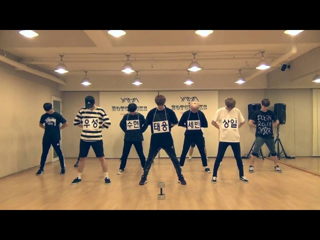 SNUPER(스누퍼) '캐리(Carry)' Dance Practice ver.