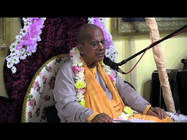 H.H. Gopal Krishna Goswami, BG 12.13-14, Yaroslavl, 18.08.2015