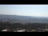 Пятигорск. Вид на город с Эоловой Арфы