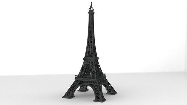 Бесплатный образец 3D печати