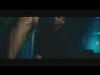Джейсон Стэйтем и Дуэйн Джонсон (отрывок из фильма