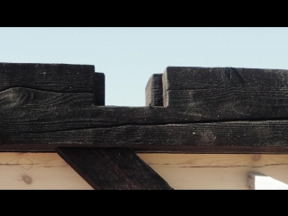The Birth Of A Wooden House-HD