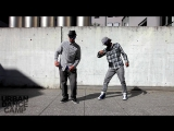 Time Control - Popping John Nonstop Marquese Scott - 310XT Films - URBAN DANCE CAMP