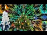 С Новым 2016 годом и Рождеством ! - Видео Открытка.