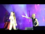 Маленькая девочка спела песню Ты моя нежность на концерте у певицы Наргиз Закировой