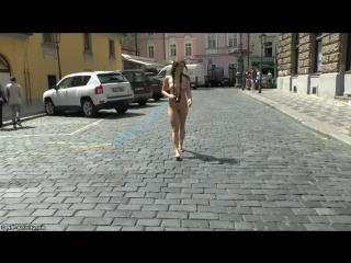 Mona Lee Nude in Public 2nd 3
