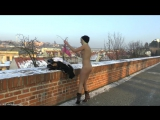 Naomi Nude in Public 4