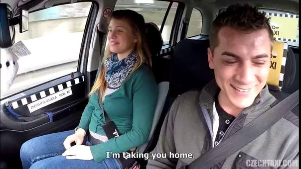 czech taxi porn cz