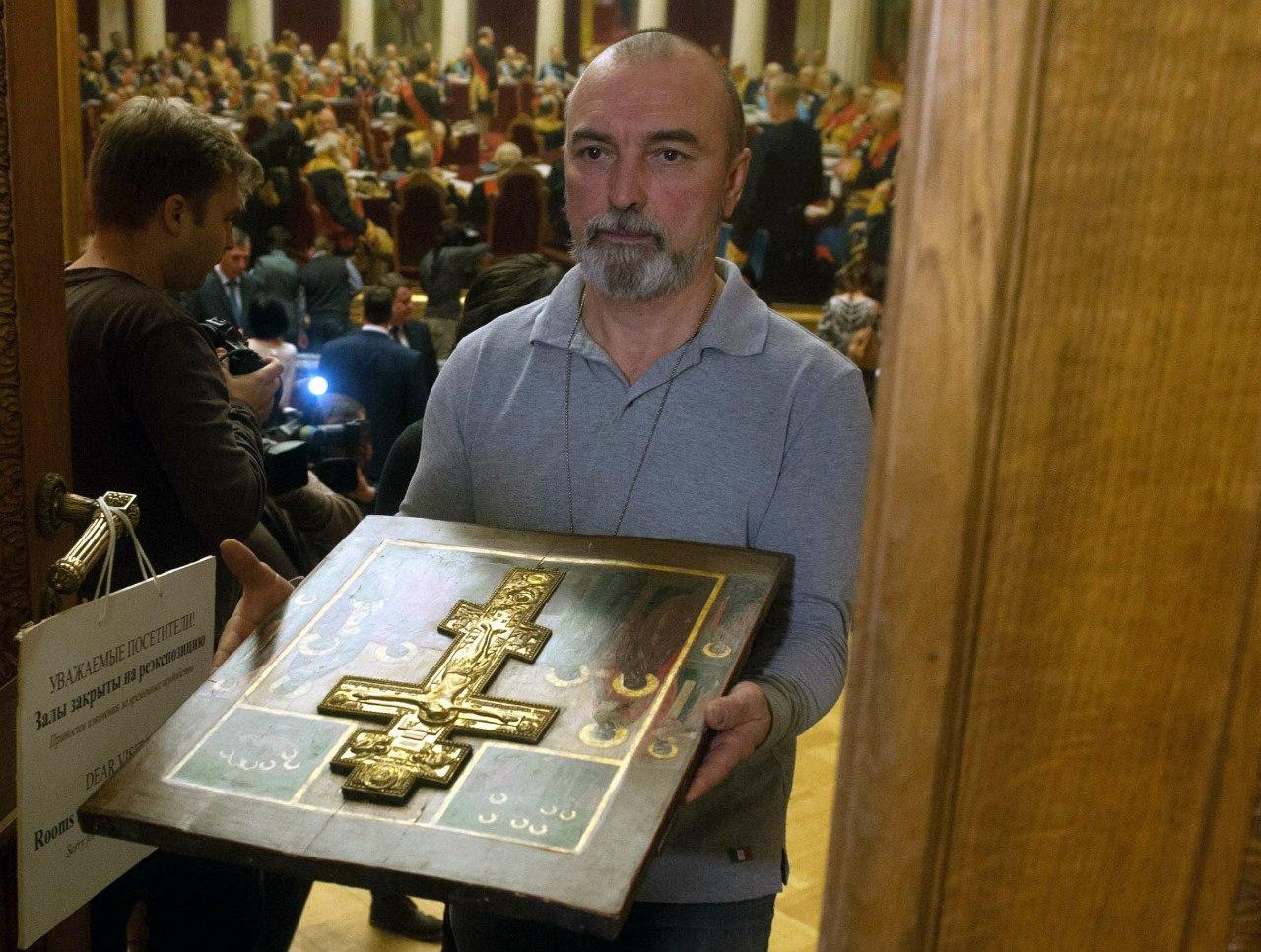 Похищенные иконы нашли свое место в Русском музее
