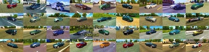 AI трафик pack V3.6 от Jazzycat