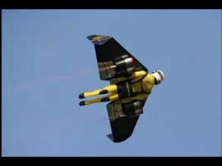 Jetman реактивный человек # 81