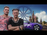 [ BMW i8 тест-драйв в Москве ] ЕЗДА. Эпизод 14