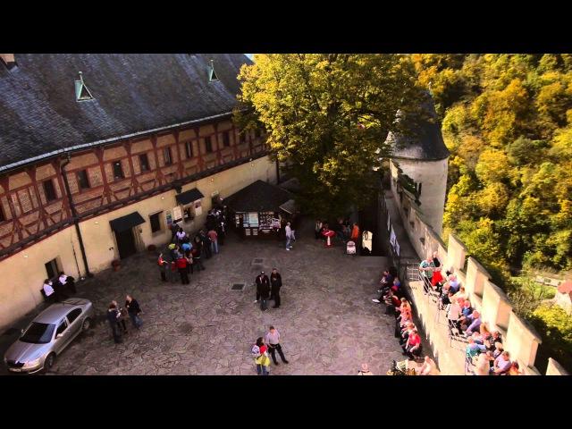 Замок Карлштейн / Hrad Karlštejn / Karlštejn Castle