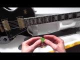 Черная красавица Gibson Les Paul Custom 2013 год