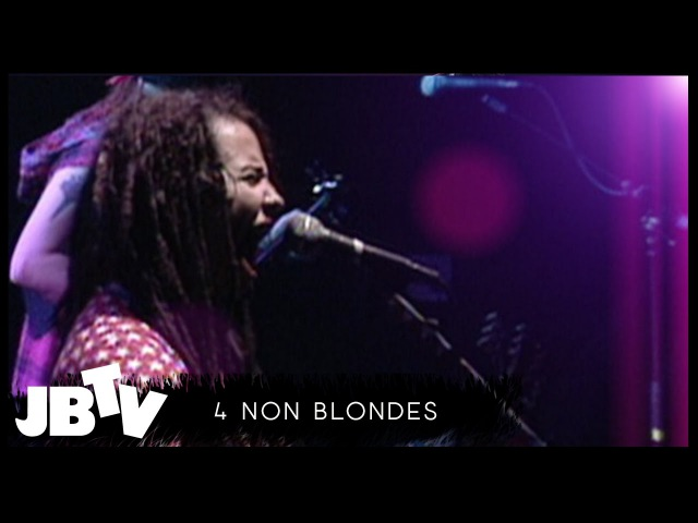 4 Non Blondes - Whats Up | Live @ the Vic Theater