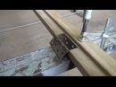 Врезка дверных петель без шаблона