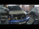 BMW X5 / Очередные 40 000. Проблемы пластидипа..