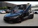 AVORZA BMW i8 DONE FOR MLB PLAYER YOAN MONCADA BY ALEX VEGA - THE AUTO FIRM
