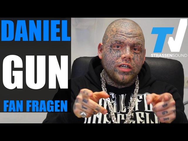 DANIEL GUN Fan Fragen: Rap ist Therapie, JuliensBlog, Keine Rockergang, Tattoo, Cinemah, Kianush