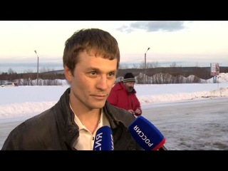 Иван Рудный вернулся в родной Мурманск из пиратского плена