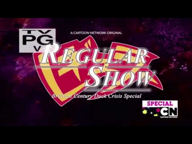 Regular Show's Evangelion parody intro with Cruel Angel's Thesis