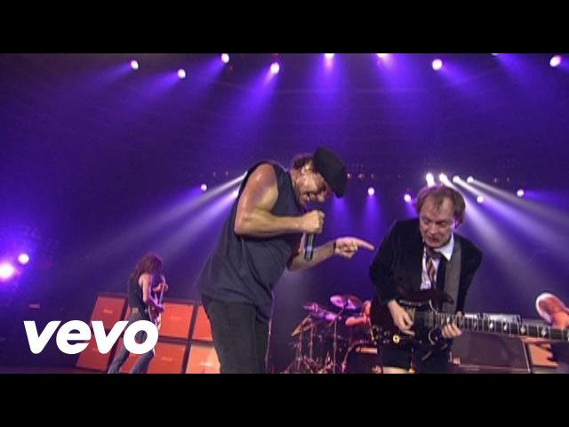 ACDC - Stiff Upper Lip (from Live at the Circus Krone)