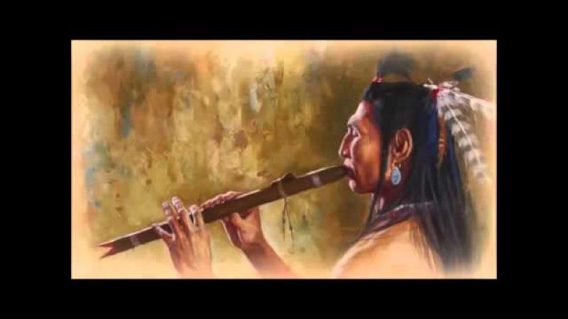 1 час медитативной индейской флейты со звуками природы 1 Hour Relaxing Flute with Nature Sounds