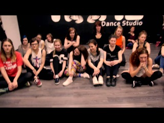 Lushichev Anton x Shakira - DID IT AGAIN || master-class 27.03.16.