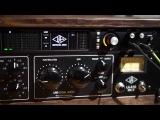 UA 6176 ( 610B &amp 1176LN) and LA-610 MK2 vs UA plugins and unison
