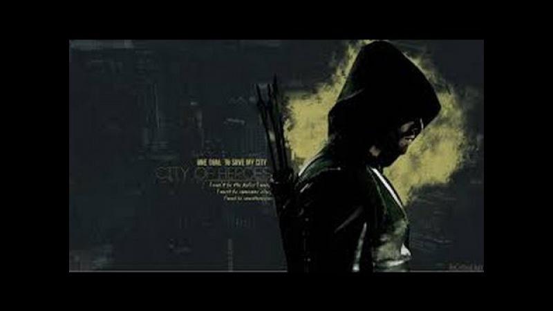 Arrow Oliver Queen This Is War