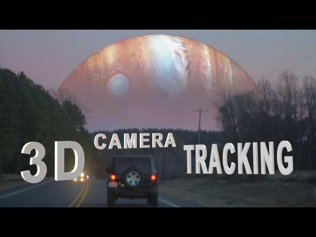 After Effects 3D Camera Tracking with Practical Effects | Shanks FX | PBS Digital Studios