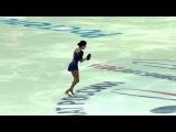 Евгения Медведева. Чемпионат России по фигурному катанию, 26 декабря 2015