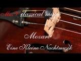Классическая музыка. Маленькая ночная серенада Моцарта #MusV