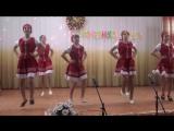 Український танець учнів Іскрівської ЗШ