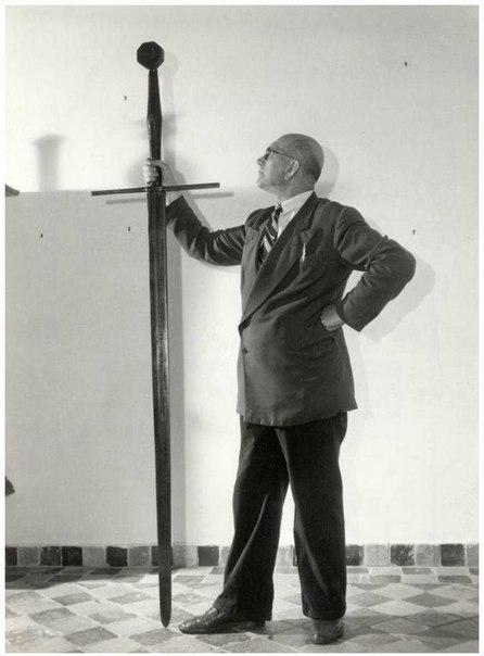Самий великий дворучний меч у світі