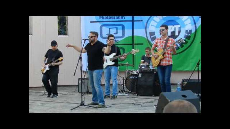 Арт Клиника Время live in АРТ Пикник 2015