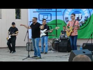 Арт-Клиника - Время (live in АРТ Пикник 2015)