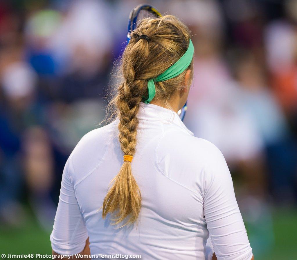 Азаренко считает себя неплохой теннисисткой